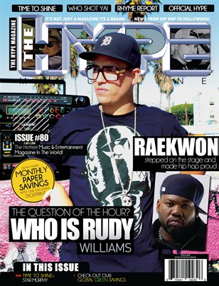 The Hype Magazine Issue #80