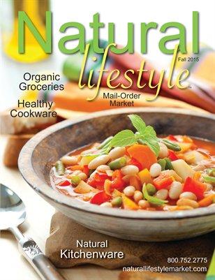 Natural Lifestyle Fall 2015 Catalog