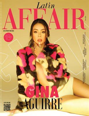 LATIN AFFAIR Magazine - GINA AGUIRRE - May/2021 - PLPG GLOBAL MEDIA