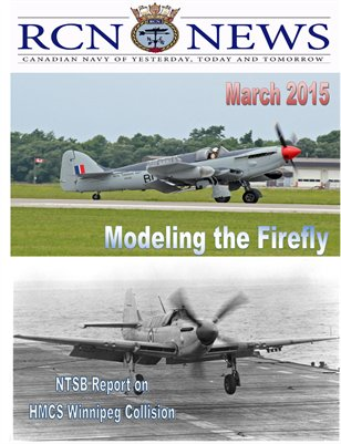 RCN News Magazine March 2015