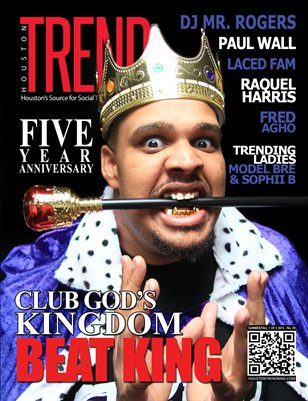 Houston TREND Magazine Fall 2015 - Beatking