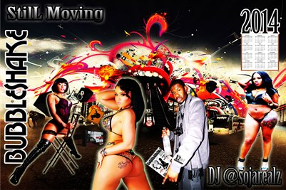 Still Moving Poster