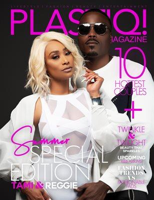 Plastiq! Magazine featuring Tami & Reggie