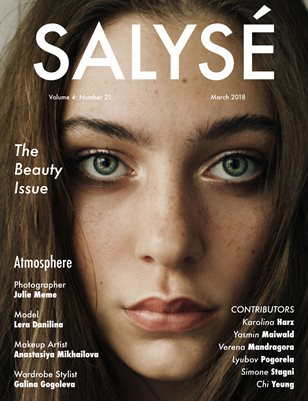 SALYSÉ Magazine | Vol 4 : No 21 | March 2018 |