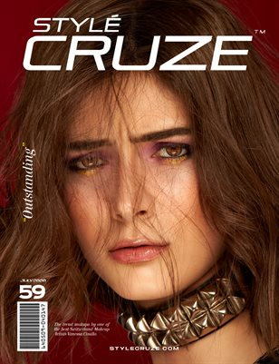 JULY 2020 Issue (Vol: 59) | STYLÉCRUZE Magazine