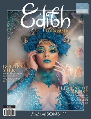 November 2020, Fashion Bomb, Issue #224 edited
