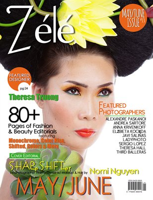 ZéléMagazine_MAY/JUNE 2015 Issue #13