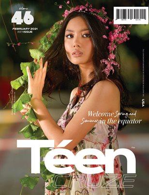 FEBRUARY 2021 Issue (Vol: 46) | TÉENCRUZE Magazine