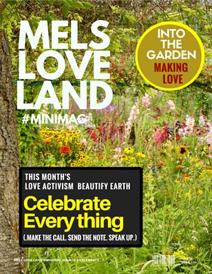 Mels Love Land MiniMag Issue 12 | Celebration