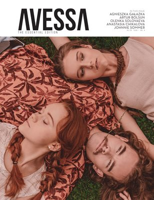 AVESSA Essential Magazine | July 2020 - Year I - Vol 1-A
