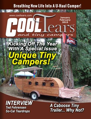 Cool Tears and Tiny Campers Magazine - January / February 2015