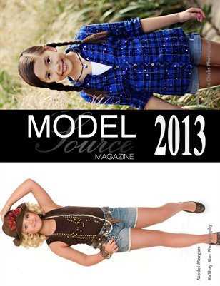 Model Source Top Face 2013 Calendar