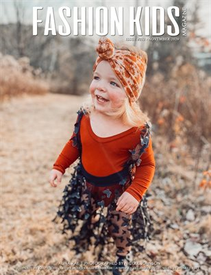 Fashion Kids Magazine | Issue #212