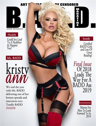 Kristy Ann Cover