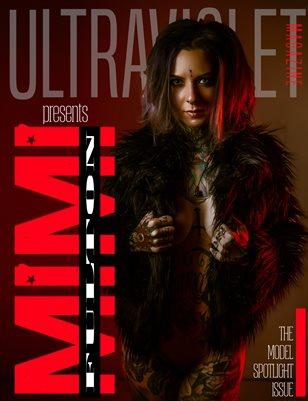 ULTRAVIOLET Presents MODEL SPOTLIGHT: MIMI FULTON