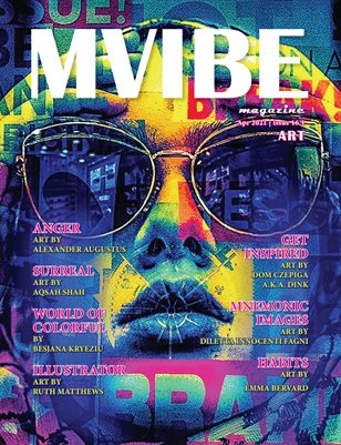 MVIBEmagazine Apr 2021 issue 16.1 Art