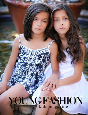 Young Fashion Kids Magazine | Issue 3