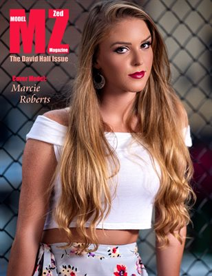 Model Zed Magazine, The David Hall issue 2018
