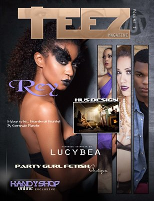 Teez Magazine Volume I - Intro