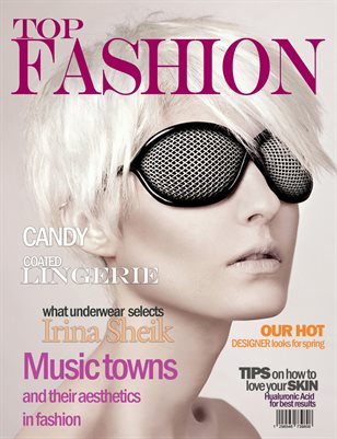 Top Fashion Style&Beauty Digest