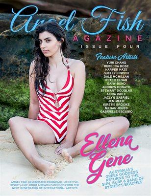Angel Fish Magazine - Issue 004