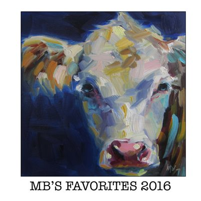 MB'S FAVORITES 2016