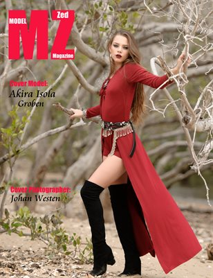Model Zed Magazine March 2018 Issue