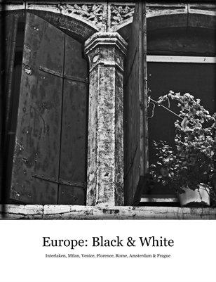 Europe: Black & White