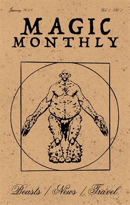 Magic Monthly: Vol. I, Ed. 1