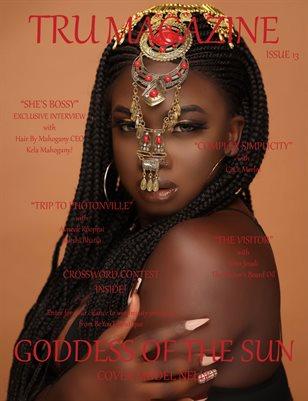Tru Magazine Beauty Issue 13