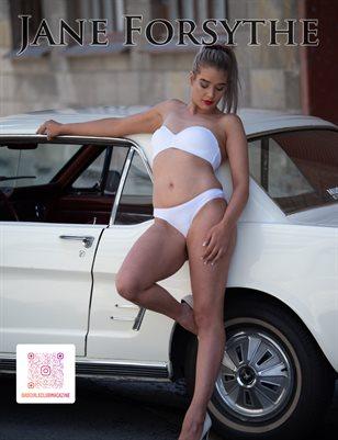Jane Forsythe Blonde Australian Babe & a 66 Ford Mustang | Bad Girls Club