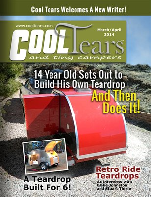Cool Tears and Tiny Campers Magazine - March / April 2014