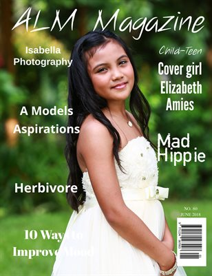 "ALM Child-Teen Magazine, ""June Most Beautiful,"" Issue 80,Vol.2 June 2018-2"