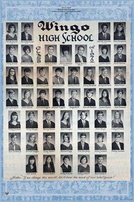 1972 Wingo High School