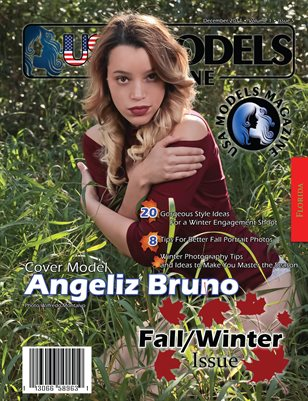 USA Models Magazine • Fall/Winter Issue • Dec 2017 Issue • Vol 1 • Issue 5