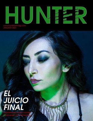 HUNTER Magazine issue January 2021 vol.4