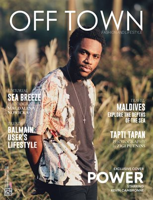 OFF TOWN MAGAZINE #4 VOLUME 7