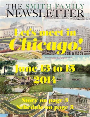 Family Newsletter Spring 2014