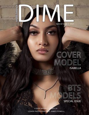 MORE THAN A DIME - SPECIAL ISSUE FEATURING BTS MODELS