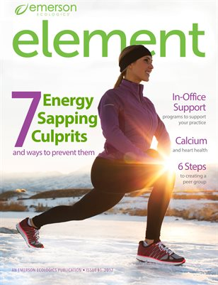 The Element, issue #1