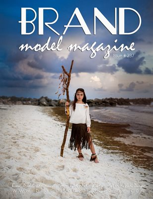 Brand Model Magazine  Issue # 237