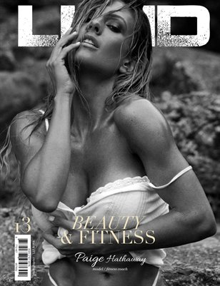 Beauty & Fitness issue 13 - Paige Hathaway