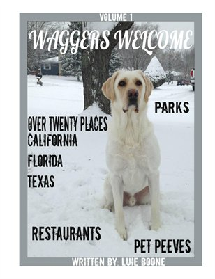 Waggers Welcome: Volume 1-Pooches Polite
