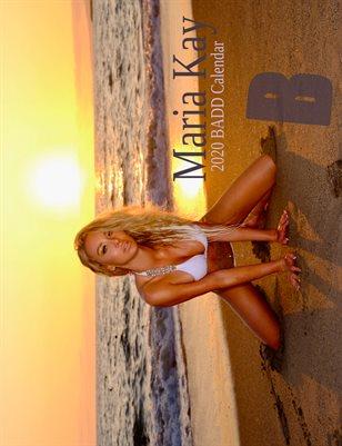 Maria Kay 2020 BADD Calendar