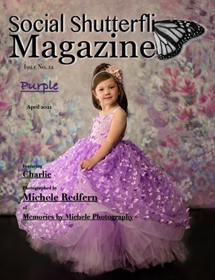 Issue No. 12 - Purple - Social Shutterfli Magazine