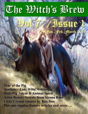 The Witch's Brew, Vol. 7 Issue 1