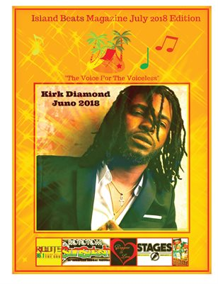 Island Beats Magazine July 2018 Edition