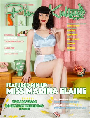 Pinup Kulture Magazine Volume 1 Issue 7