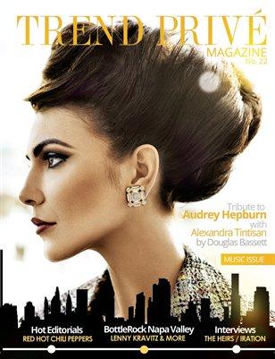 Trend Privé Magazine -Vol. 22