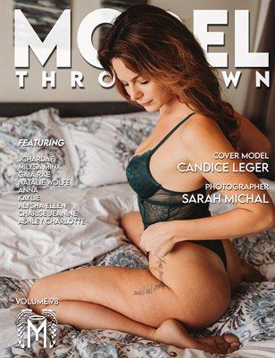 Model Throwdown 78 Candice Leger